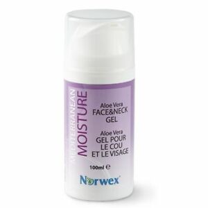 Norwex limited edition Mediterranean moisture face and neck gel