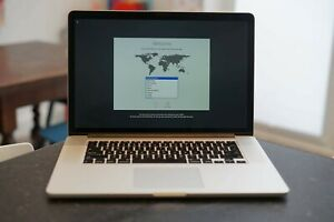 MacBook Pro 15-Inch i7 2.5ghz Upgraded 512GB SSD Retina BOXED (Mid 2014)