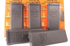 FIVE x Catch .22 Ammo Holder ($27.99 each) Dispenser Holder NO AMMUNITION Hunt