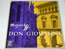 coffret 4 LP MOZART don GIOVANNI columbia 33 WCX 518/18/20/21  C-91059-60-61-62