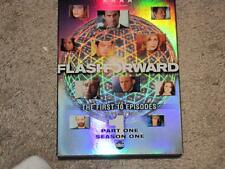 FlashForward: The FIRST TEN EPISODES, Part One Season One (DVD, 2010)