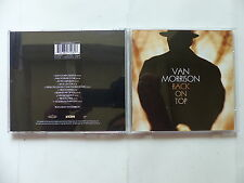 CD Album VAN MORRISON Back on top 7243 8 47148 2 6