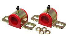 Energy Suspension Sway Bar Bushing Set Red Front Rear for Solstice / Sky