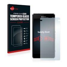 Sony Xperia Z1 Compact / Z1 Mini Schutzpanzer Glasfolie Panzerfolie 9H Echt Glas