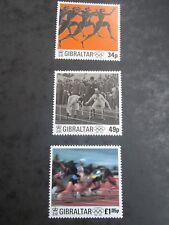 GIBRALTAR 1996 Centenary of Modern Olympics SG 776-778 MNH