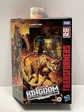 Transformers Kingdom War For Cybertron Deluxe Cheetor - 100% Complete & MINT