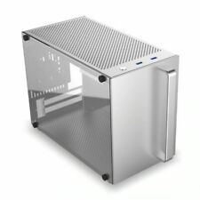 PC Game Box ITX MINI Small Case All Aluminum Suitcase Portable HTPC Desktop Comp
