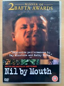 Nil By Mouth DVD 1997 British Domestic Violence Drama Classic with Ray Winstone