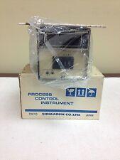 Shimaden SR17-101Y-000012-AJ795FO Time Proportional Digital Temperature Control