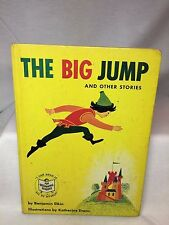 The Big Jump and Other Stories 1958 1st Printing by Benjamin Elkin Beginner Book