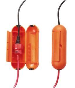 Fme guscio di protezione per spine e prese volanti per luci di Natale IP44 prote