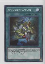 2011 Yu-Gi-Oh! Photon Shockwave #PHSW-EN055 Zenmailfunction YuGiOh Card 3c7