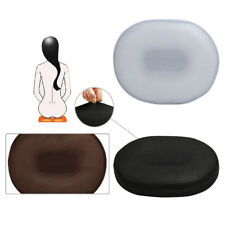 Pressure Relief Memory Foam Donut Ring Velvet Seat Cushion Anti-haemorrhoid Pile