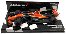 Minichamps McLaren MCL32 #22 Monaco GP 2017 - Jenson Button 1/43 Scale