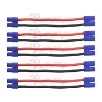 C-ECTYS 2x Compatible EC2 Male Connector to 1x EC2 Female Adapter Series Cable
