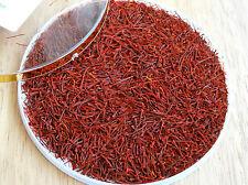 5 Gram 100% Pure Genuine Royal Quality Saffron Spice, Grade I, free UK delivery