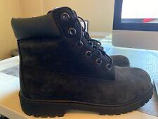 Mens Timberland 6-Inch Premium Waterproof Boot - Black
