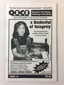 1998 zine ~ QECE #8