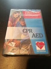 Padi Emergency First Response Cpr And Aed Video/Dvd Product # 70995 Version 1.0