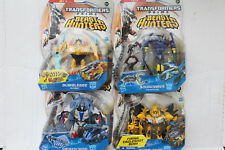 Transformers Prime - Beast Hunters Bumblebee, Smokescreen, Soundwave & Bumblebee