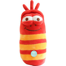 "Larva Red 8"" Plush Toy with Sound"