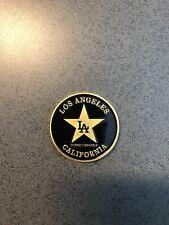 Fernet Branca Los Angeles California Star Challenge Coin