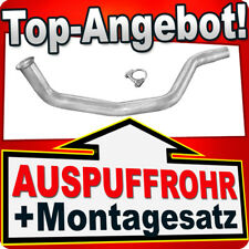 Hosenrohr CITROEN C25 PEUGEOT J5 FIAT DUCATO 2.4/2.5D auch 4X4 82-94 Auspuff YYP