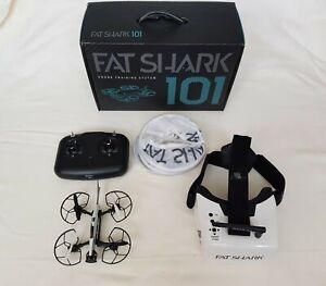 Fat Shark 101 mini FPV Drohne RTF inkl. Brille, Racing Gates und Lipos