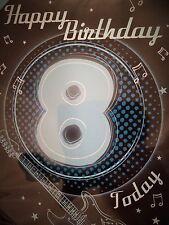 Boy - 8th Birthday Card