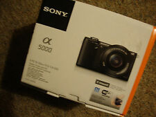 SONY Alpha a5000 Mirrorless 20.1 MP WiFi NFC Camera with 16-50mm Lens