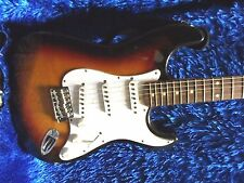 FENDER JAPAN CIJ Sunburst Stratocaster ST62 p serial 2-25-16