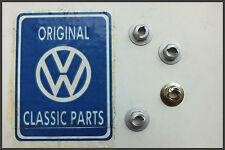 Vw Mk2 Golf Oem Original-Trasero Altavoz Estante de bloqueo NUTS - 4 Pack-Nuevo!