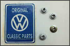 VW MK2 Golf Genuine OEM - Rear Speaker Shelf Locking Nuts - 4 Pack - Brand New!