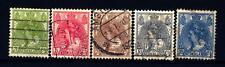 NETHERLANDS - OLANDA - 1899-1920 - Regina Guglielmina