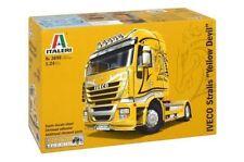 Italeri Model Building Trucks IVECO Toys