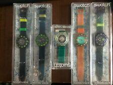 Orologi Swatch - Scuba 200 MAI INDOSSATI - Anni '90 da collezione