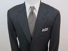 Hickey Freeman Loro Piana Italy Super 120 Wool Blazer Jacket Sport Coat 43 R USA