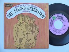 THE SECOND GENERATION Move in a little closer 17524 FRANCE Discotheque RTL