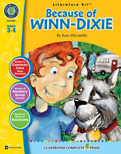 Because of Winn-Dixie - Literature Kit, Grades 3-4 - DOWNLOAD