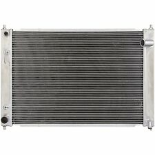 13004 Fits Infiniti G37 G35 sedan Nissan Z radiator condenser COMBO 3.5 3.7 V6