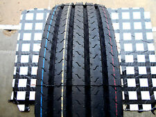 NEW PREMIUM TRAILER TIRES 235 80 16 PRO METER ALL-STEEL ST235/80R16 14PLY RATED
