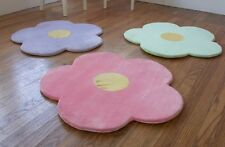 Flower Area Rug for Kids Girls Room Girls Area Rugs Girls Room & Baby Nursery Fl
