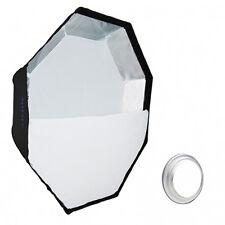 METTLE Easy-Setup Oktagon Octobox Softbox,Ø 150 cm für HENSEL EH/ RICHTER