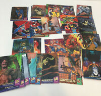 Vintage 1994 Fleer Ultra X-Men Marvel 59 Random Card Lot RARE
