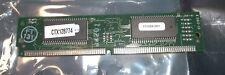 Printronix T5XXXe T5000e IBM 4400 10MB SIMM Flash Printer Memory 90NS 172088-001