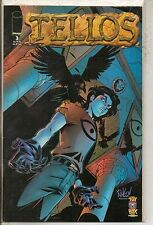 Image Comics Tellos #3 July 1999 VF+
