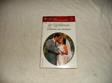 Promotional Presents: Wedding on Demand by Lee Wilkinson (2004, Paperback)