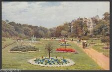 Alfred Robert Quinton Floral & Gardens Collectable Artist Signed Postcards