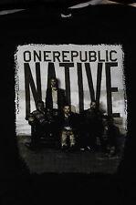 """One Republic Native Summer 2014 Tour"" T-Shirt – Music Tour Item –   New - S"
