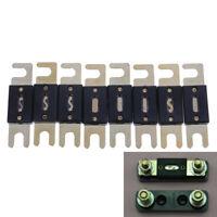 1 x bolt-on fuse fusible link fuse 50/125/150/175/250/300/350/400A auto fuseATA